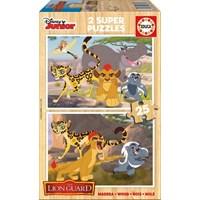 """Educa (16795) - """"The Lion Guard"""" - 25 pieces puzzle"""