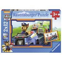 """Ravensburger (07591) - """"Paw Patrol"""" - 12 pieces puzzle"""