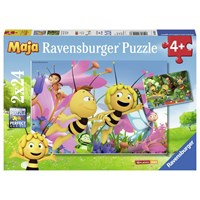 "Ravensburger (09093) - ""Bee Maja"" - 24 pieces puzzle"