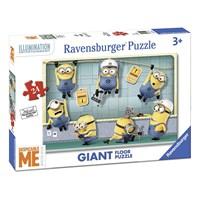 """Ravensburger (05525) - """"Minions"""" - 24 pieces puzzle"""