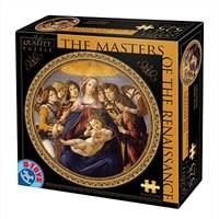 "D-Toys (66985-TM01) - Sandro Botticelli: ""Madonna della Melagra"" - 525 pieces puzzle"