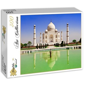 "Grafika (01075) - ""Taj Mahal"" - 300 pieces puzzle"