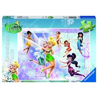"Ravensburger (10852) - ""Wonderful World of Fairies"" - 100 pieces puzzle"