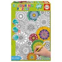 "Educa (17090) - ""Big Beautiful Blossoms"" - 300 pieces puzzle"
