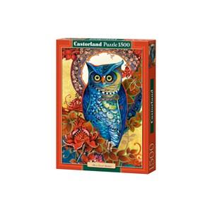 "Castorland (C-151110) - David Galchutt: ""Owl, Hoot"" - 1500 pieces puzzle"