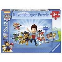 """Ravensburger (07586) - """"Paw Patrol"""" - 12 pieces puzzle"""