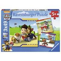 """Ravensburger (09369) - """"Paw Patrol"""" - 49 pieces puzzle"""