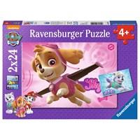 """Ravensburger (09152) - """"Paw Patrol"""" - 24 pieces puzzle"""