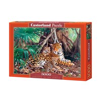 "Castorland (C-300280) - ""Jaguars in the Forest"" - 3000 pieces puzzle"
