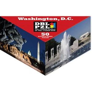 """Pigment Hue (DBLWDC-00918) - """"Washington D.C."""" - 50 pieces puzzle"""