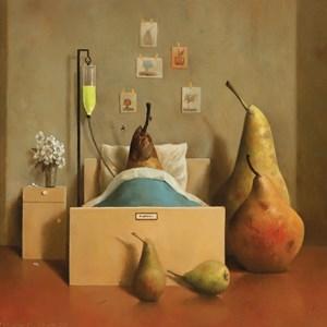 "PuzzelMan (461) - Marius van Dokkum: ""I feel bad!"" - 210 pieces puzzle"