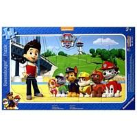 """Ravensburger (06124) - """"Paw Patrol"""" - 15 pieces puzzle"""