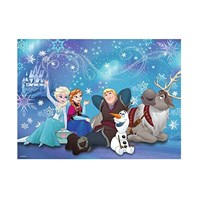 "Ravensburger (10911) - ""The Snow Queen"" - 100 pieces puzzle"