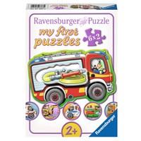 "Ravensburger (07367) - ""My favorite Jobs"" - 2 pieces puzzle"