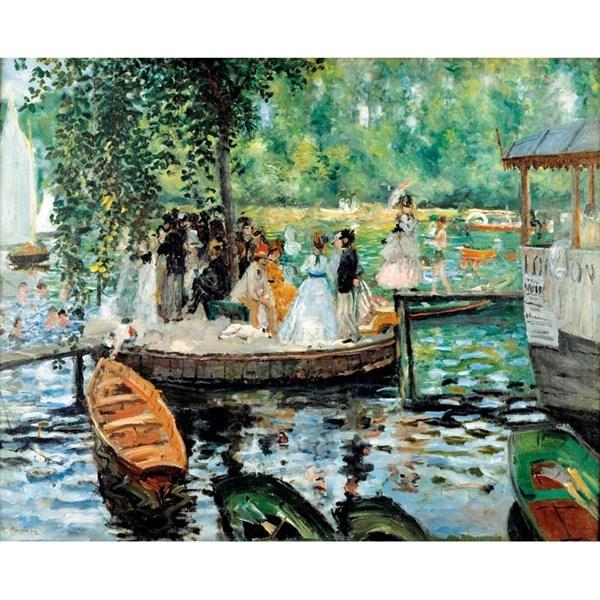 """Puzzle Michele Wilson (A450-1200) - Pierre-Auguste Renoir: """"Renoir Auguste"""" - 1200 pieces puzzle"""