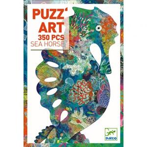 "Djeco (07653) - ""See Horse"" - 350 pieces puzzle"