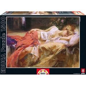 "Educa (15810) - Pino Daeni: ""Day Deam"" - 1500 pieces puzzle"