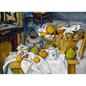 """Puzzle Michele Wilson (W41-24) - Paul Cezanne: """"Still Life"""" - 24 pieces puzzle"""