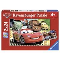 """Ravensburger (08959) - """"Cars"""" - 24 pieces puzzle"""