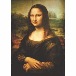 "D-Toys (66954-RN06) - Leonardo Da Vinci: ""Mona Lisa"" - 1000 pieces puzzle"