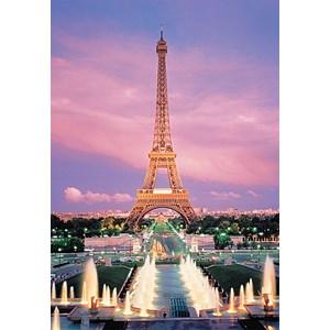 """Tomax Puzzles (30-037) - """"Eiffel Tower Paris France"""" - 300 pieces puzzle"""