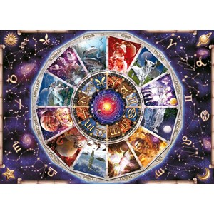 "Ravensburger (17805) - ""Astrology"" - 9000 pieces puzzle"