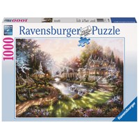 "Ravensburger (15944) - ""Morning Glory"" - 1000 pieces puzzle"