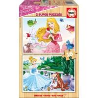 """Educa (17163) - """"Disney Princess"""" - 16 pieces puzzle"""