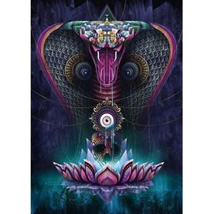"""Schmidt Spiele (59326) - """"Holy Cobra"""" - 1000 pieces puzzle"""