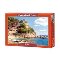 "Castorland (C-100774) - ""Lloret de Mar, Spanish Coast"" - 1000 pieces puzzle"