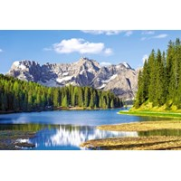 "Castorland (C-300198) - ""Misurina Lake, Italy"" - 3000 pieces puzzle"