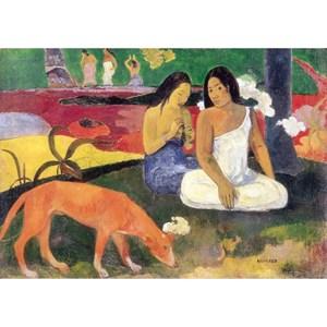 """Puzzle Michele Wilson (W447-12) - Paul Gauguin: """"Arearea"""" - 12 pieces puzzle"""