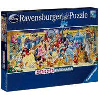 "Ravensburger - ""Disney family photo"" - 1000 pieces puzzle"