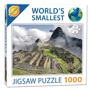 "Cheatwell Games (13916) - ""Machu Pichu"" - 1000 pieces puzzle"