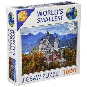 "Cheatwell Games (13930) - ""Neuschwanstein Castle"" - 1000 pieces puzzle"