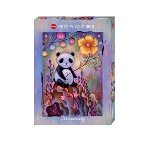 """Heye (29803) - Jeremiah Ketner: """"Panda Naps"""" - 1000 pieces puzzle"""