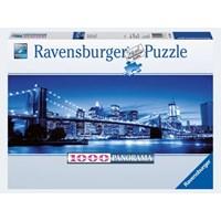 "Ravensburger (15050) - ""New York Panorama"" - 1000 pieces puzzle"