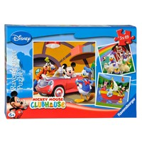 "Ravensburger (92475) - ""Mickey Mouse"" - 49 pieces puzzle"