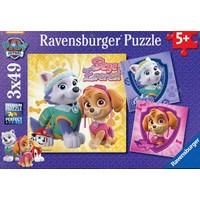 """Ravensburger (08008) - """"Paw Patrol"""" - 49 pieces puzzle"""