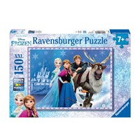 """Ravensburger (10027) - """"The friends in the Palace"""" - 150 pieces puzzle"""