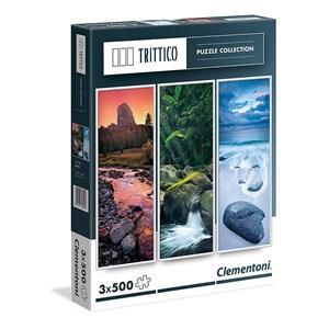 """Clementoni (39800) - """"Nature"""" - 500 pieces puzzle"""