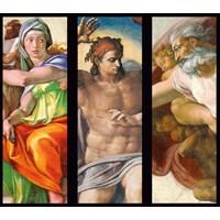 """Clementoni (39801) - Sandro Botticelli: """"Sistine Chapel"""" - 500 pieces puzzle"""