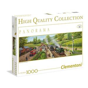 """Clementoni (39324) - Peter Webster: """"Towards Dartmoor"""" - 1000 pieces puzzle"""