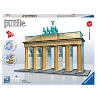 "Ravensburger (12551) - ""Brandenburg Gate, Berlin"" - 324 pieces puzzle"