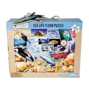 """HCM Kinzel (29123) - """"Under the Sea"""" - 48 pieces puzzle"""