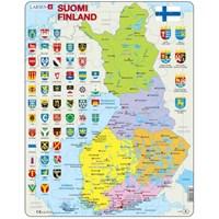 "Larsen (K99) - ""Finland - FN"" - 48 pieces puzzle"