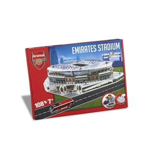 "Nanostad (Arsenal) - ""Emirates Stadium, Arsenal"" - 108 pieces puzzle"