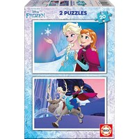 "Educa (16847) - ""Frozen"" - 20 pieces puzzle"