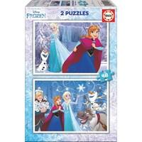 "Educa (16852) - ""Frozen"" - 48 pieces puzzle"