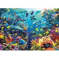 "Ravensburger (17807) - ""Underwater Paradise"" - 9000 pieces puzzle"